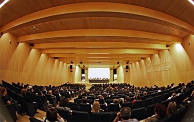 A la última Jornada Anual de Actualizaciones asistieron más de 400 personas de Cataluña y el resto de España.