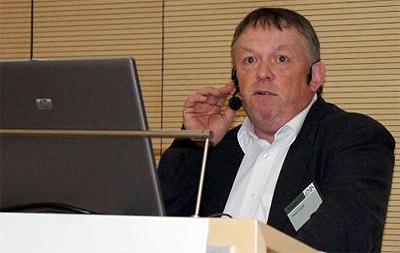David Coghill, profesor investigador de Psiquiatría Infantil y Adolescente del Departamento de Psiquiatría de la Universidad de Dundee