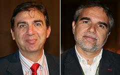Alberto Fernández Jaén y Javier Quintero.