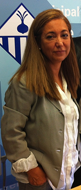 Anna López Campoy, presidenta de TDAH Vallès