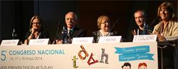 Nuria Vilarasau, Antonio Marset, Maria Pàrraga, Jordi Sanchís y Elena O'Callaghan